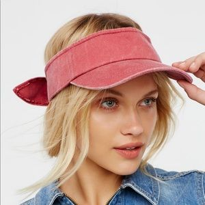 Free people visor